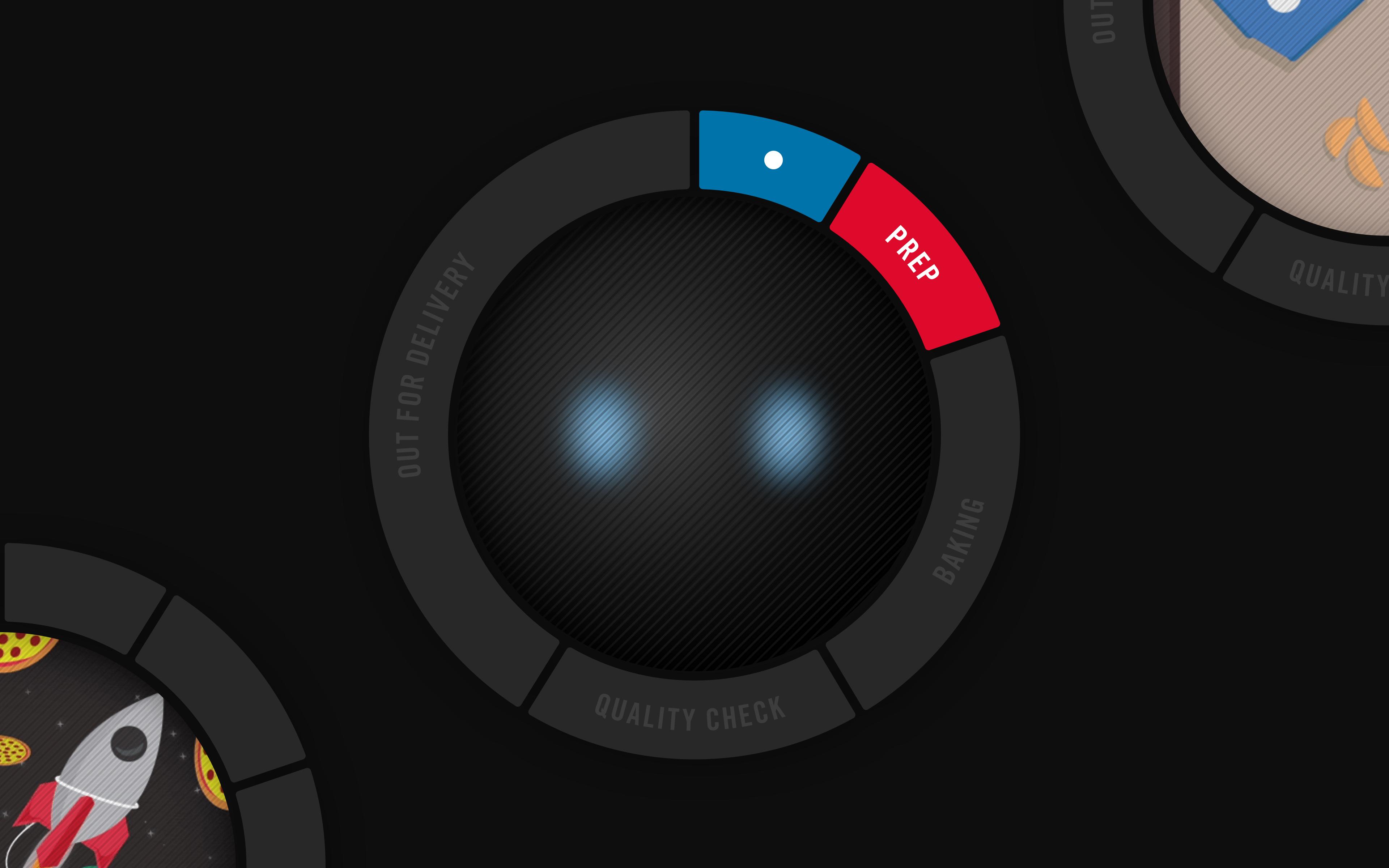 Dominos - Pizza Tracker